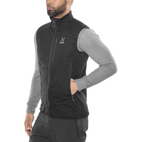 Haglöfs Multi WS Vest Herren true black